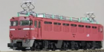 Kato 3066-3 - N Scale EF81 Locomotive